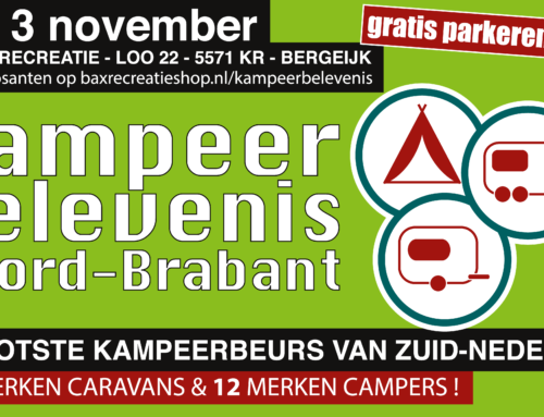 Kampeerbelevenis Noord-Brabant 2019