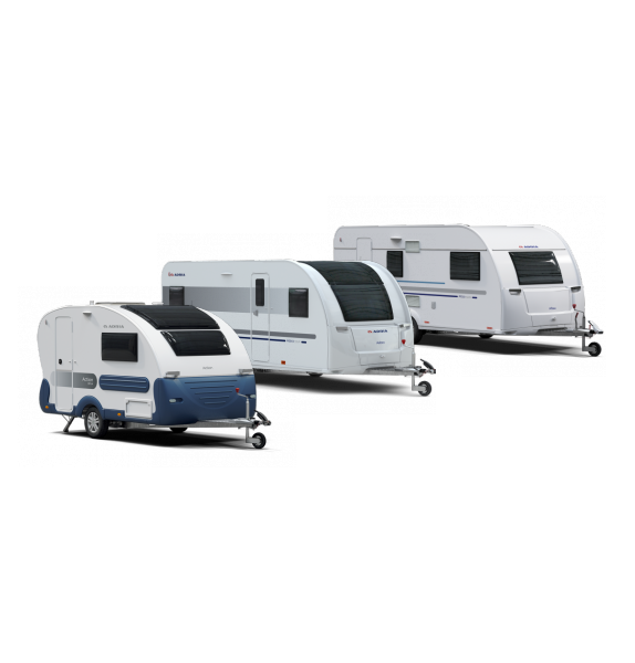 Adria caravans - M van der Sande
